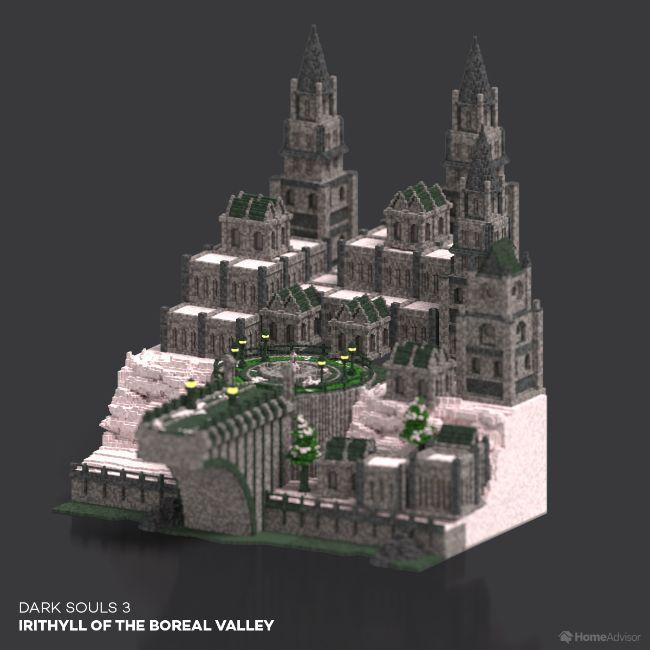 Dark Souls 3 Irithyll of the Boreal Valley