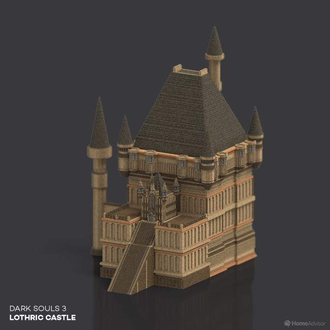 Dark Souls 3 Lothric Castle