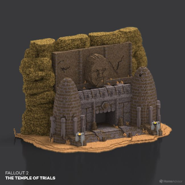 Fallout 2 The Temple Of Trials