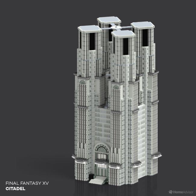 Final Fantasy XV Citadel