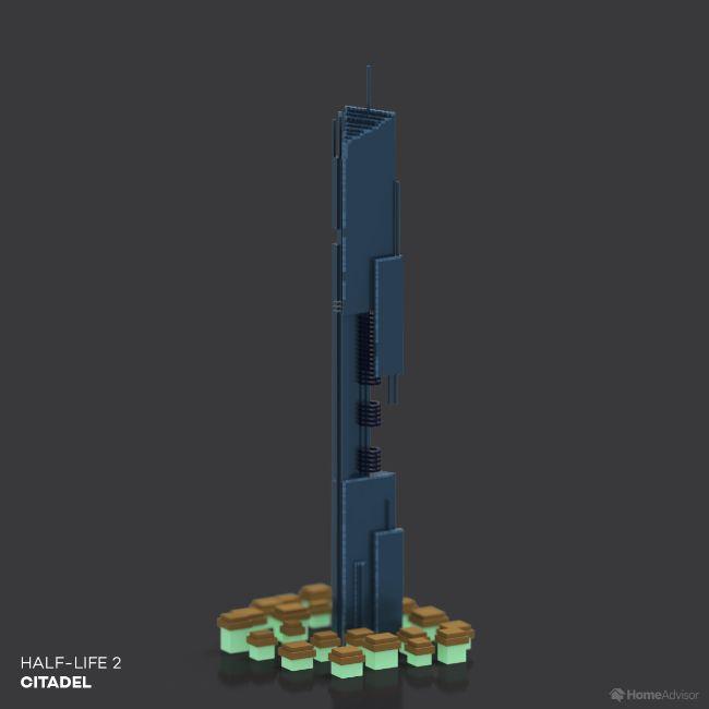 Half Life 2 Citadel