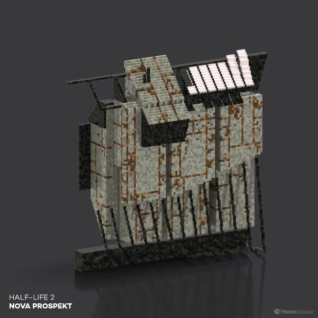 Half Life 2 Nova Prospekt