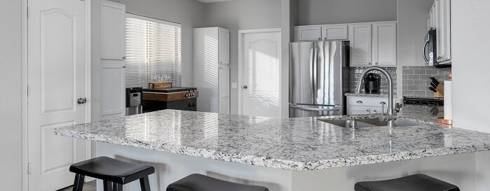 budget solid stone countertop