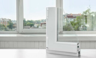 cheap replacement window frame