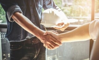 creating an agreement with a contractor
