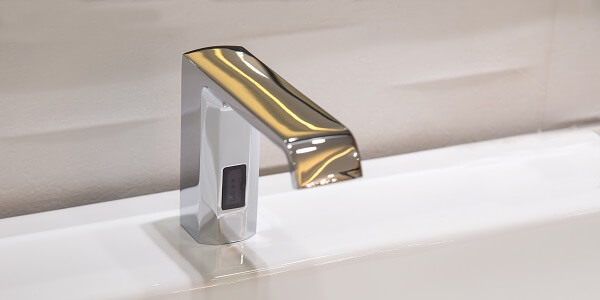 motion sensor bathroom sink faucet