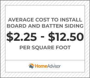 2020 Board Amp Batten Siding Costs Vinyl Cedar Wood Hardie Board Homeadvisor