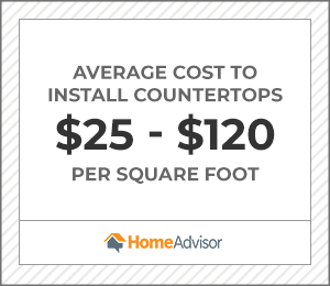 2020 Countertop Installation Costs Cost To Replace Kitchen