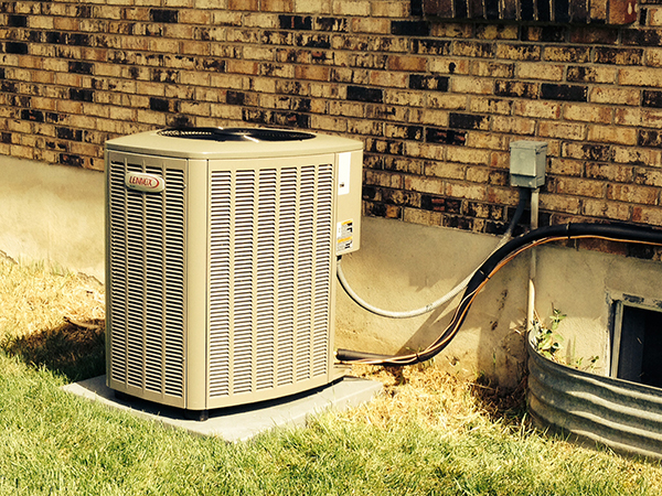 Air conditioning compresser unit