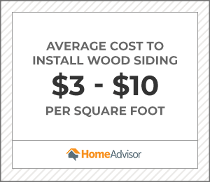 2020 Wood Siding Costs Prices To
