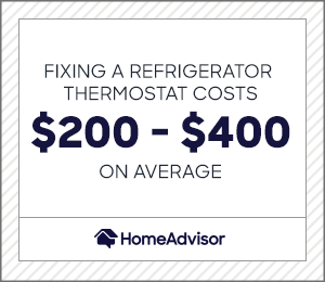 fixing a dryer thermostat costs $80 to $200