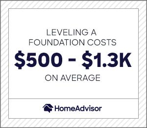 2020 Foundation Repair Costs