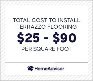 2020 Terrazzo Flooring Costs: Tile vs. Poured Installation - HomeAdvisor