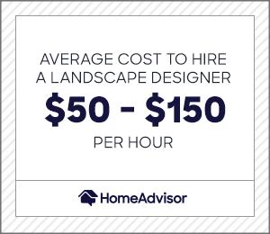 2021 Landscape Design Costs Avg Garden Designer Prices Homeadvisor