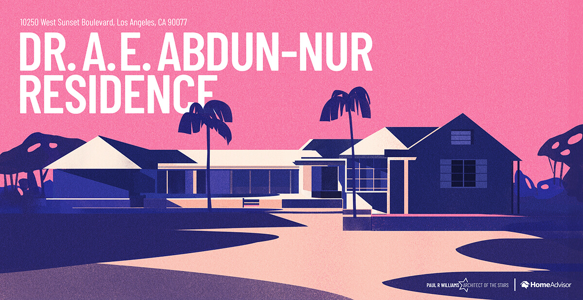 Abdun-Nur house rendering