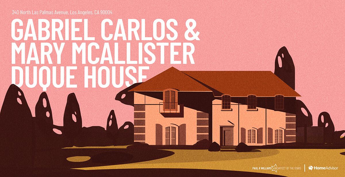 Gabriel Carlos house rendering