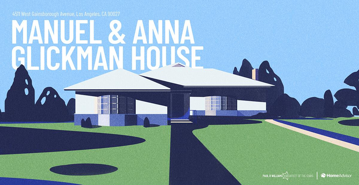 Manuel Anna house rendering