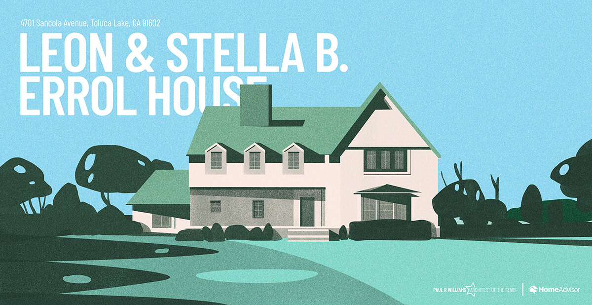 Leon Stella house rendering