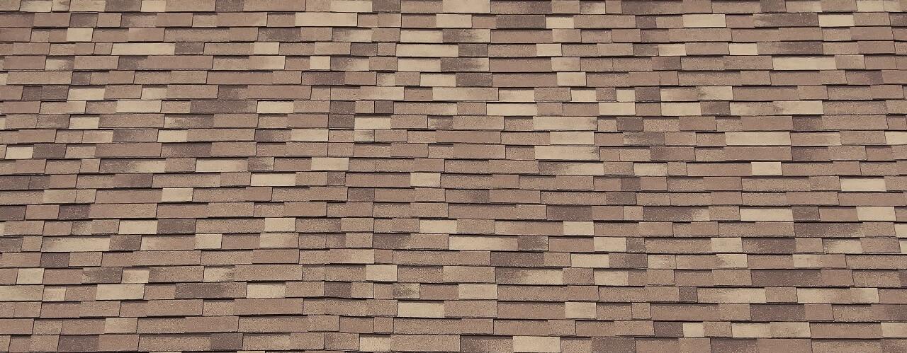 composite wood-like shingles
