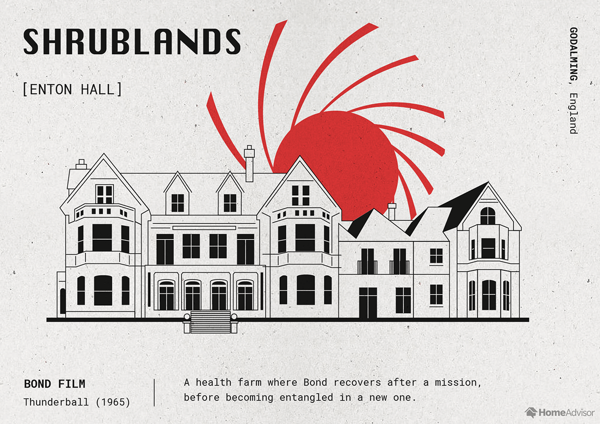 shrublands illustration