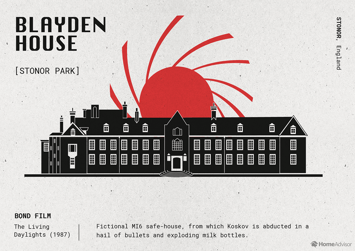 blayden house illustration