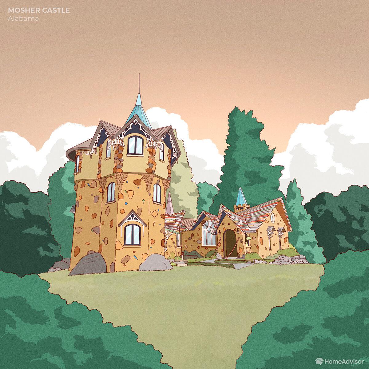 Mosher Castle