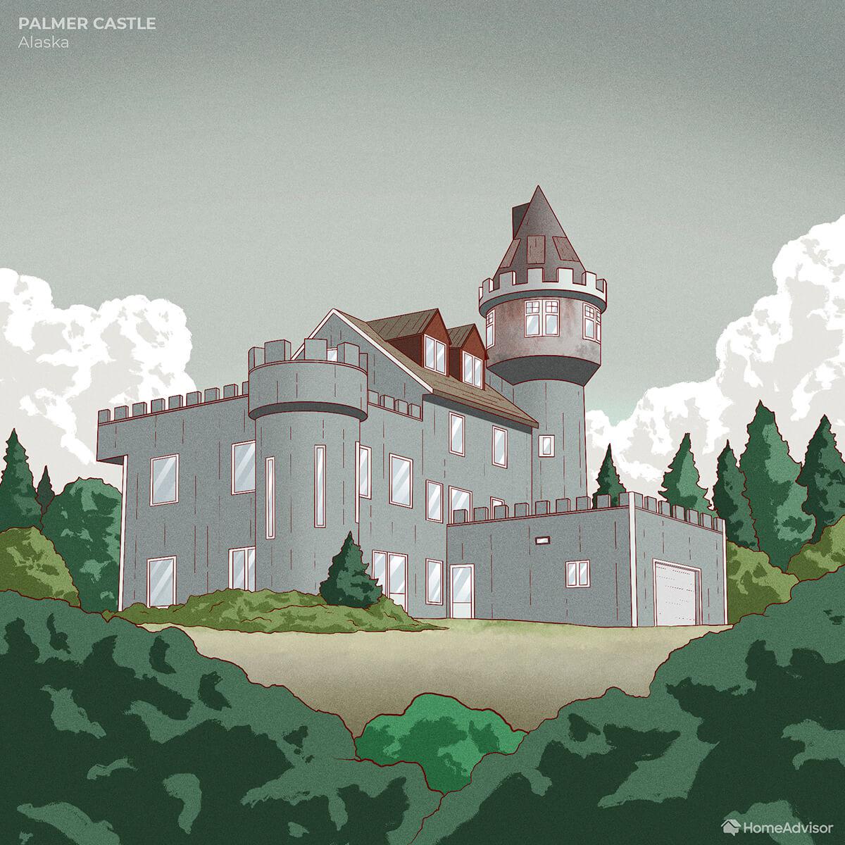 Palmer Castle