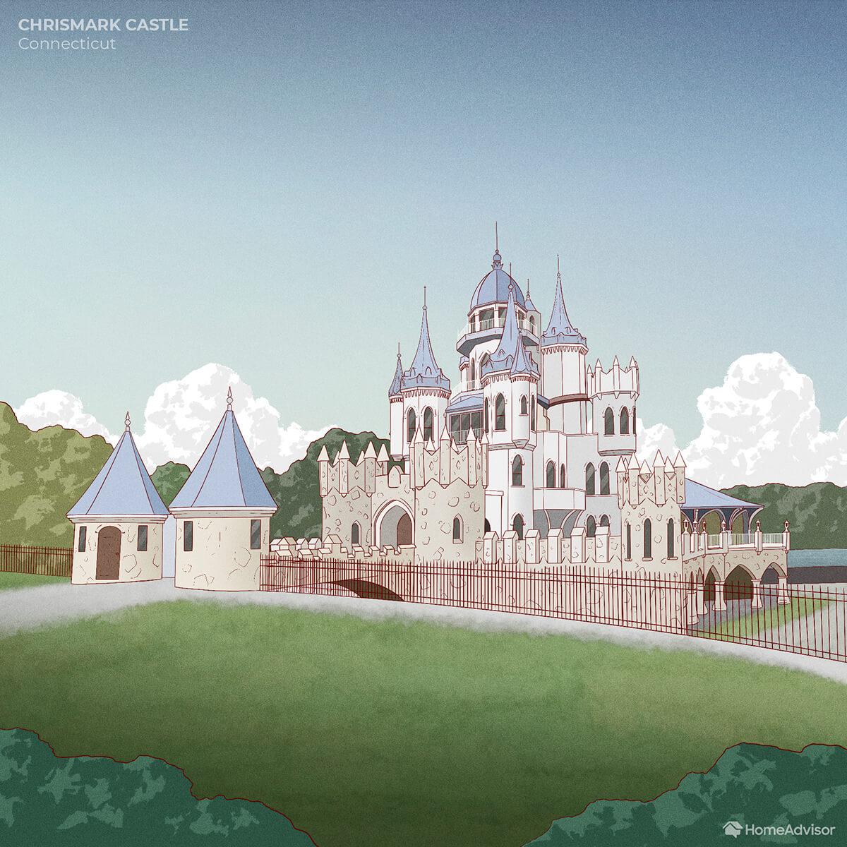 Chrismark Castle