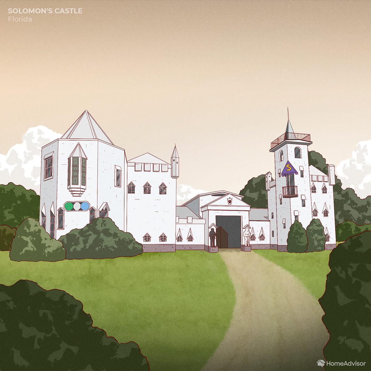 Soloman's Castle