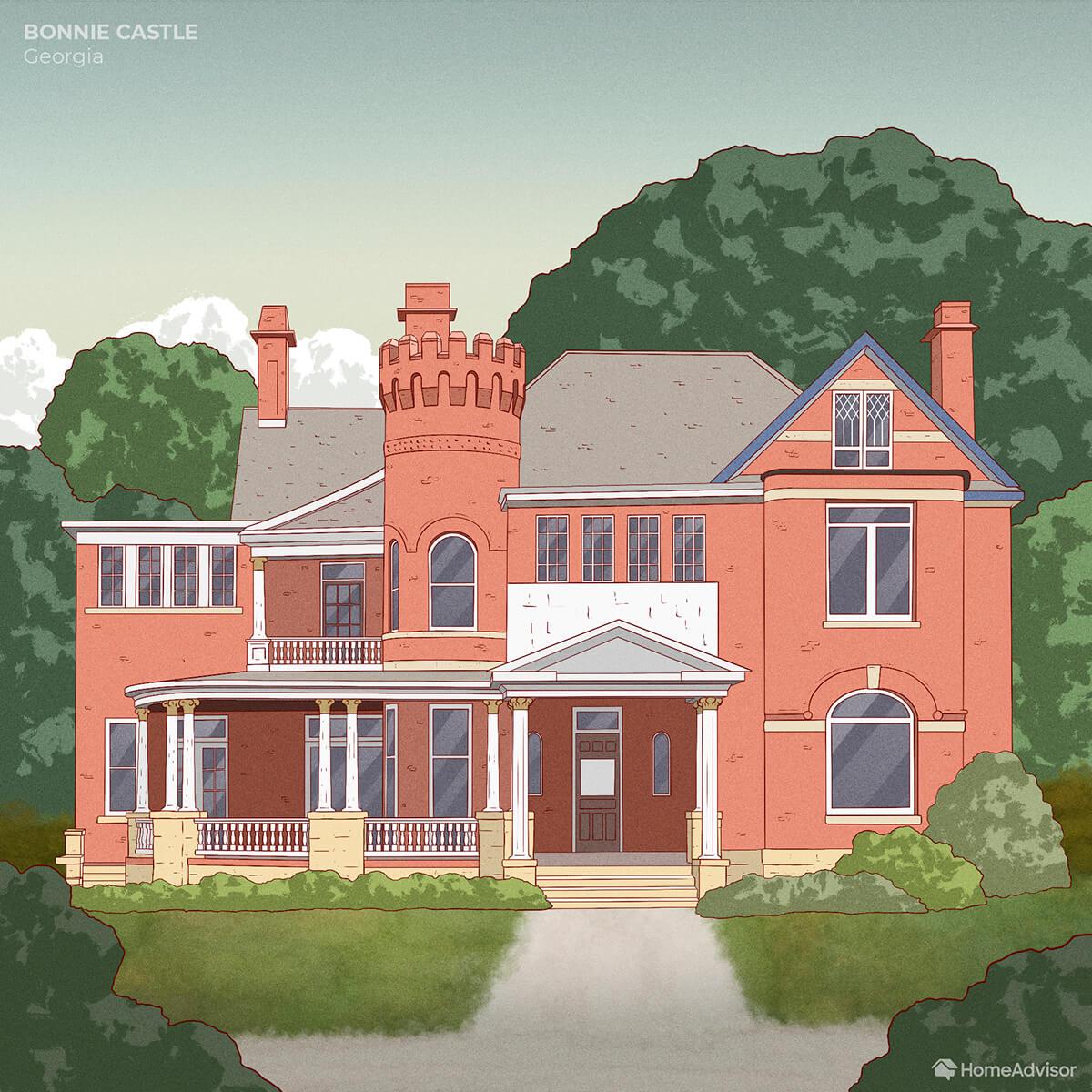 Bonnie Castle