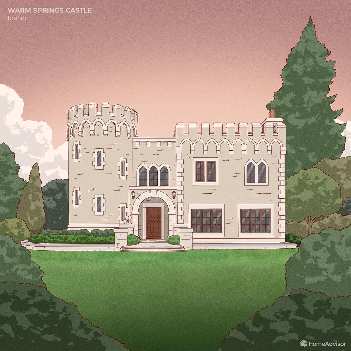 Warm Springs Castle