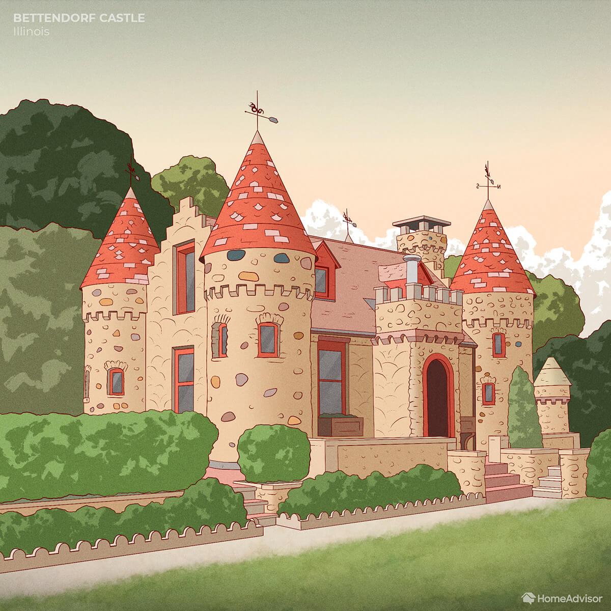 Bettendorf Castle