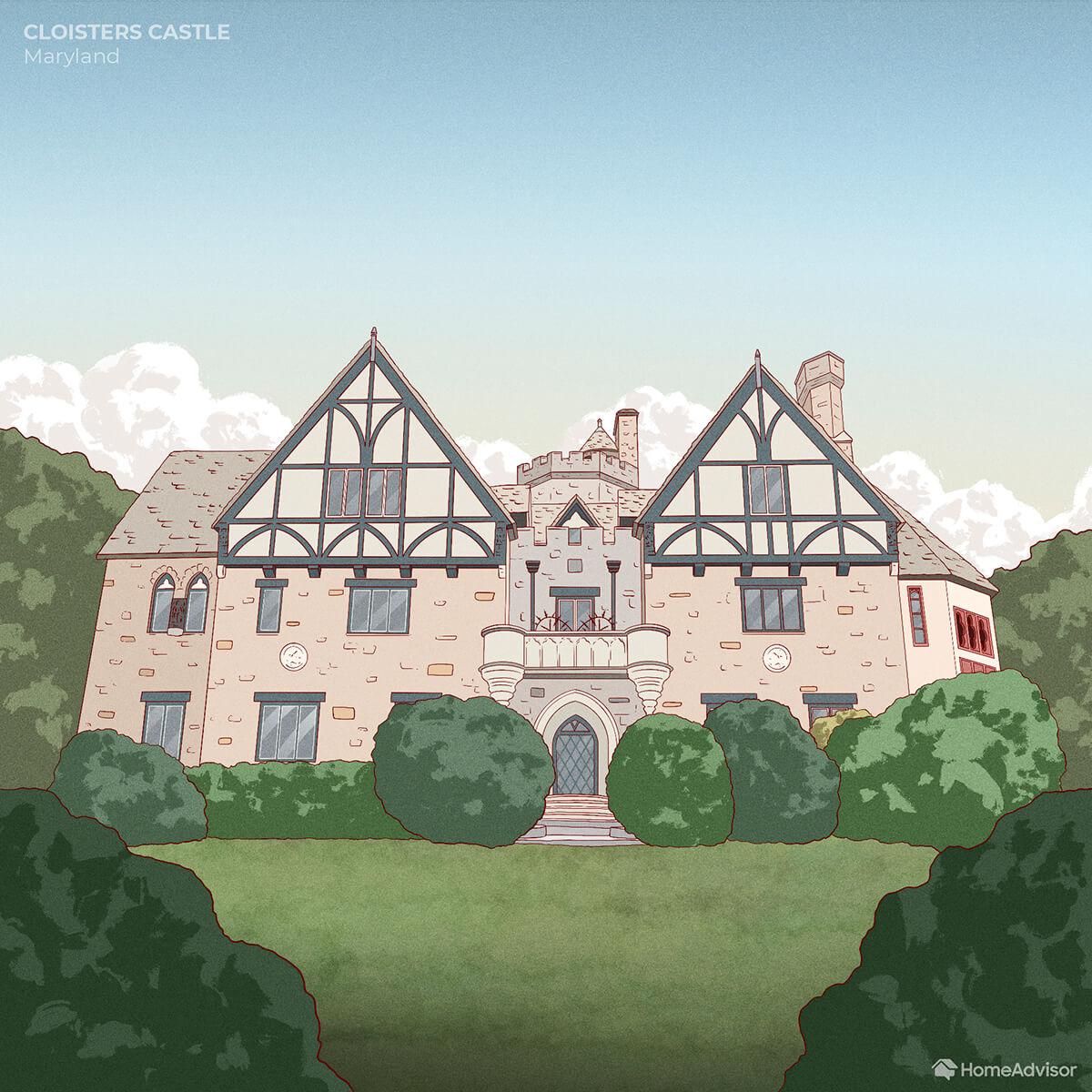 Cloisters Castle