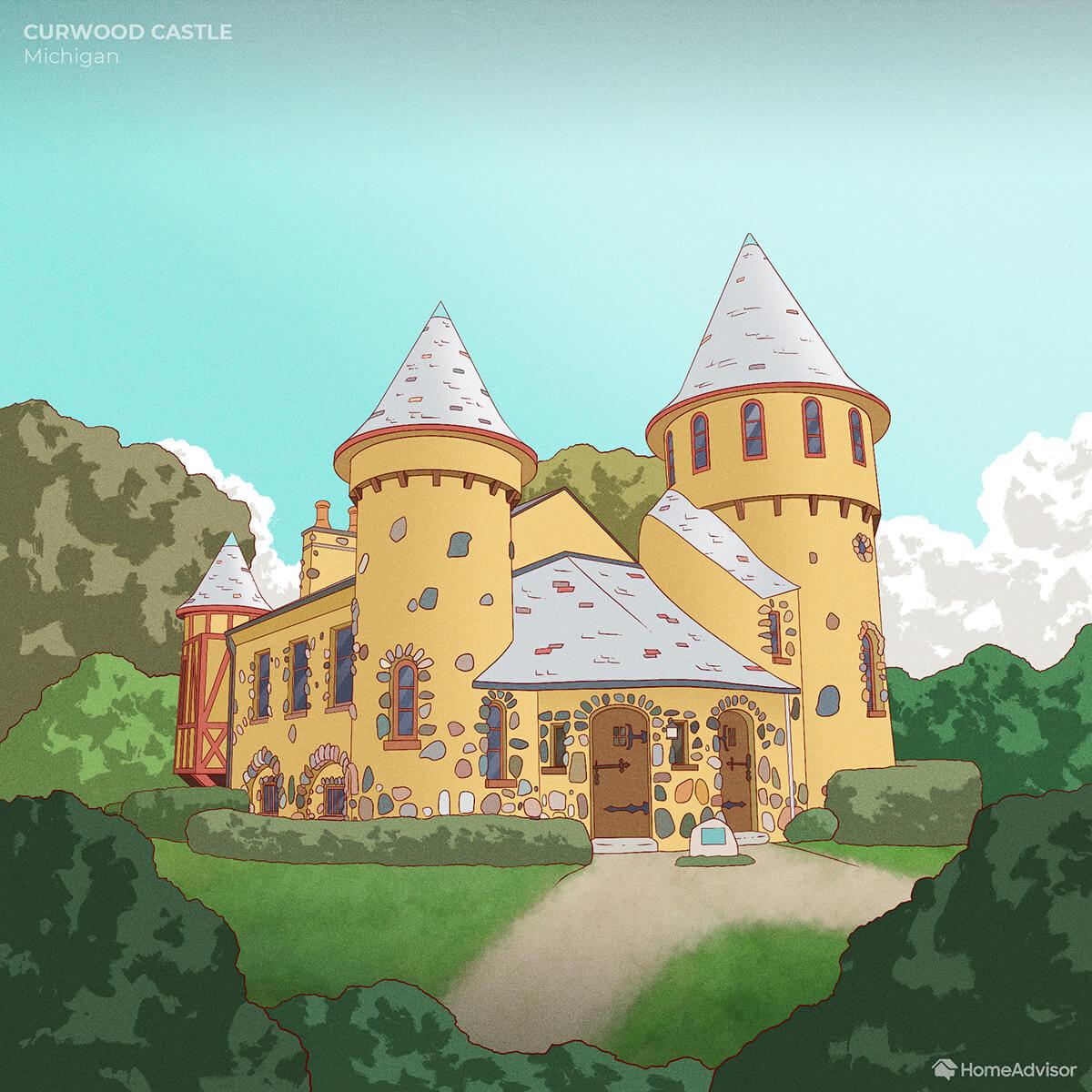Curwood Castle