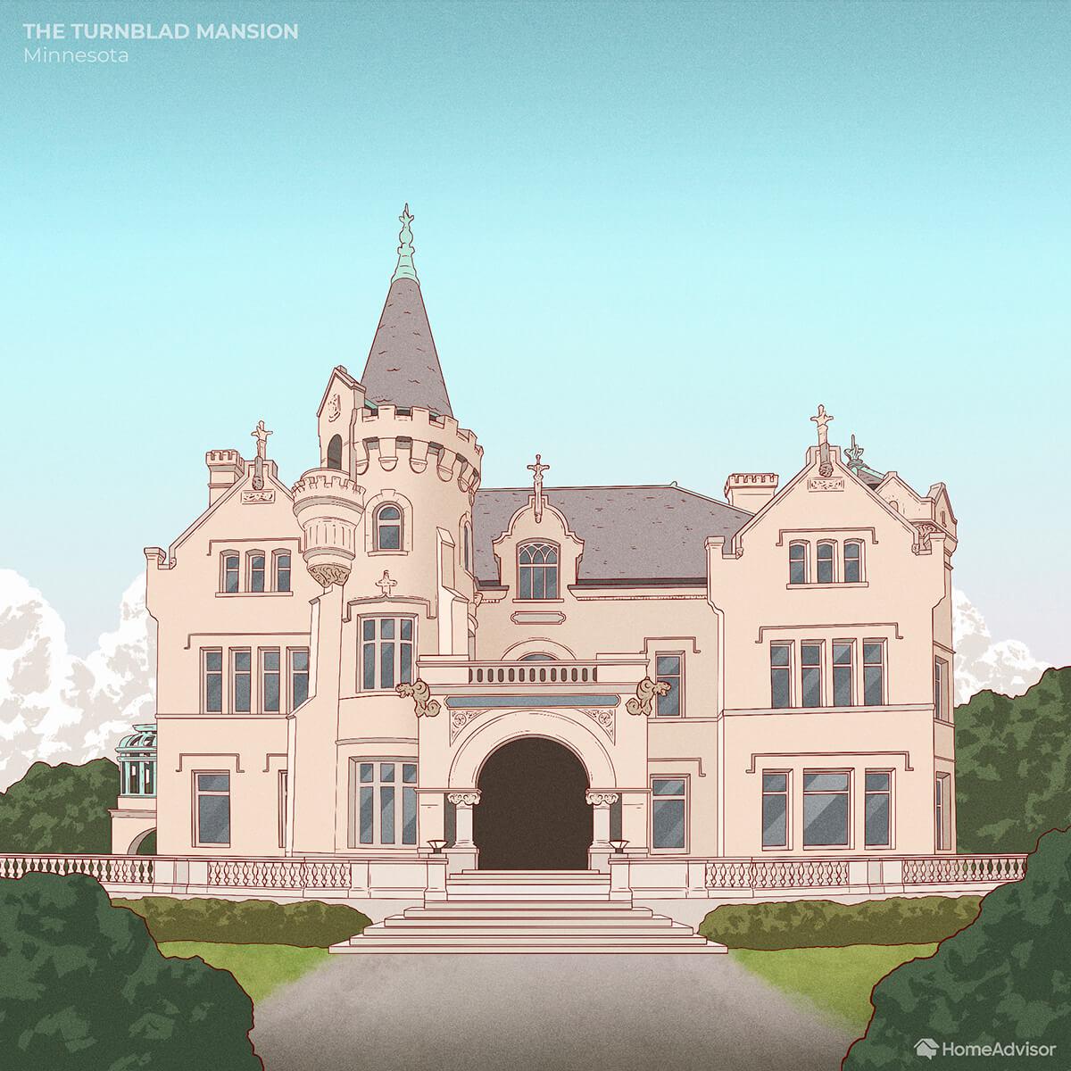 Turnblad Mansion