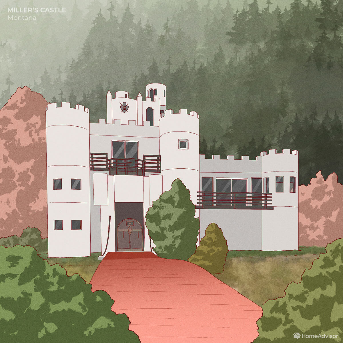 Millers Castle