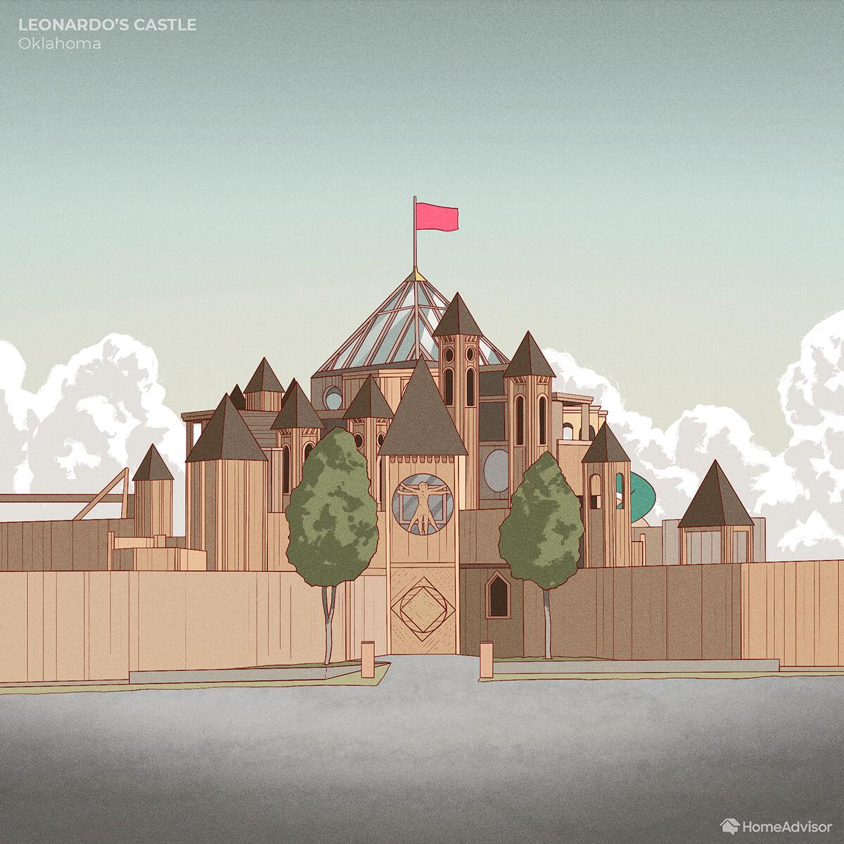 Leonardos Castle
