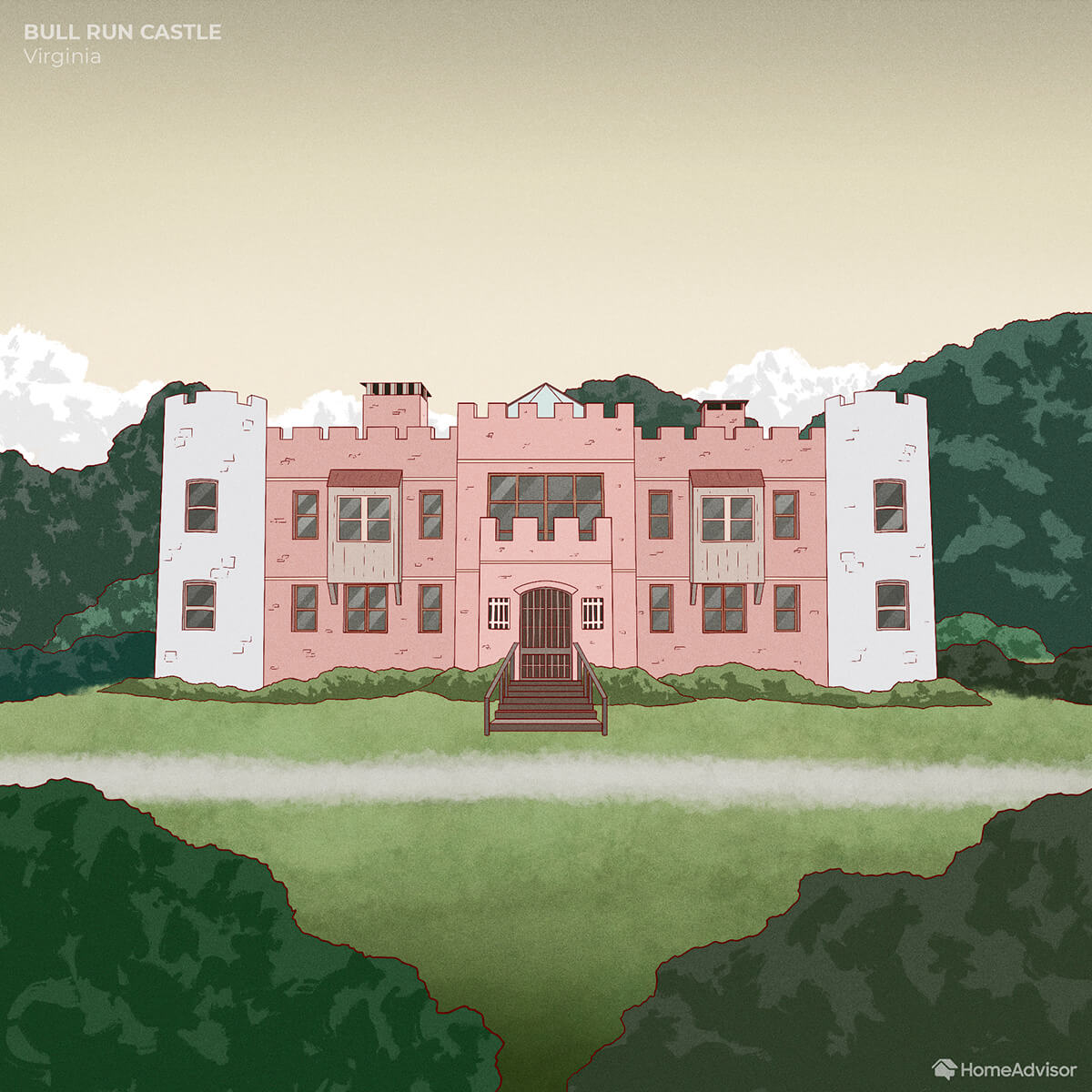 Bull Run Castle