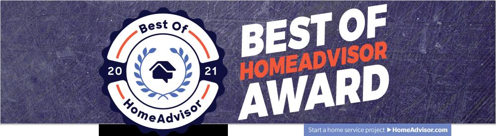 Best of HomeAdvisor Award
