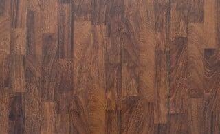 Laminate floor closeup