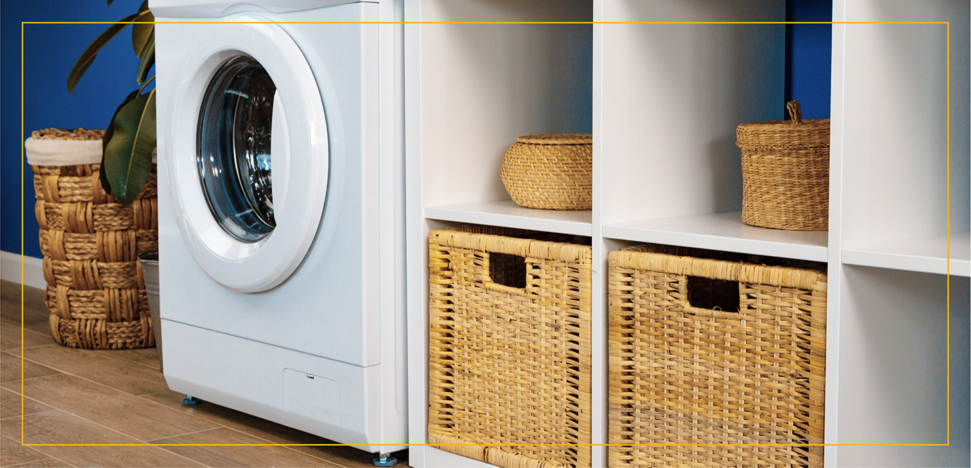 laundry room baskets and hamper
