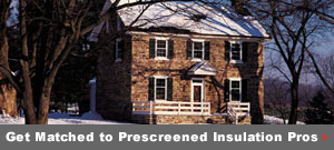 Get matched to prescreened Insulation pros
