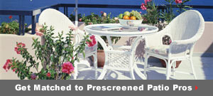 Get matched to prescreened Patios pros